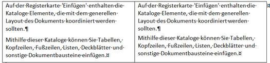 liste abstand html